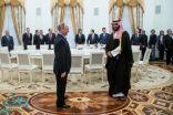 بوتين: الفضل لولي العهد السعودي بالتزام أوبك بالإنتاج