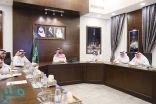 الأمير عبدالله بن بندر يطًلع على التصاميم النهائية لمشروع تطوير نقطة الشميسي