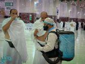 200 ألف عبوة ماء زمزم 37500 لتر لسقيا المعتمرين والمصلين ليلة 27 من رمضان