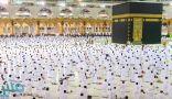 شؤون الحرمين: نجاح خطة إدارة الحشود والتفويج في ليلة 27 رمضان بالمسجد الحرام