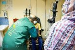 مركز الملك سلمان للإغاثة يدشن مشروع الحملات الطبية لمكافحة العمى في السودان