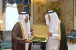أمير مكة يتسلّم التقرير الإحصائي لمديرية مكافحة المخدرات بالمنطقة