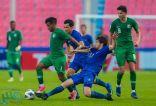 الأخضر الأولمبي يتأهل للأولمبياد بعد الفوز على أوزباكستان بهدف قاتل