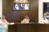 الأمير بدر بن سلطان يبحث تسريع إطلاق التيار الكهربائي للوحدات السكنية في مشروع واحة مكة