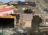 أمانة العاصمة المقدسة تزيل 47 موقعًا عشوائيًا في الفيحاء بمكة المكرمة