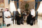 أمير مكة يتسلم التقرير السنوي لأعمال الأحوال المدنية بالمنطقة