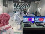 شؤون الحرمين توفر كاميرات حرارية عند مداخل المسجد الحرام