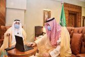 """الأمير مشعل بن ماجد يدشن حملة """"نتراحم معهم"""" بمحافظة جدة"""