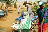 مركز الملك سلمان للإغاثة يدشن مشروع توزيع السلال الغذائية الرمضانية في مالي