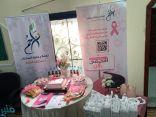 تراحم الباحة تنظم حملة توعوية عن سرطان الثدي
