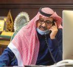 أمير الباحة يطمئن على سير اختبارات الطلاب ويشيد بالتجربة المميزة لوزارة التعليم