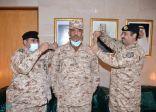 ترقية العقيد عبدالعزيز آل حيان لرتبة عميد