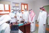 مدير عام تعليم الرياض يقوم بجولة لتفقد سير الاختبارات