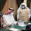وكيل إمارة مكة يدشن تطبيق جمعية إكرام لحفظ الطعام