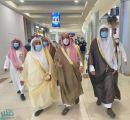 مدير عام الأمر بالمعروف في مكة المكرمة يتفقد هيئتي جدة والطائف