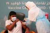 """الخدمات الطبية بوزارة الداخلية تقدم الجرعة الأولى من لقاح """"فايزر"""" للفئة العمرية من 12- 18 سنة"""