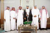 الخيري يحتفل بزواج ابنه عبدالعزيز