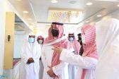 الأمير سعود بن جلوي يدشن معرض المنصة الرقمية لمبادرات هيئة الأمر بالمعروف التوعوية في جدة