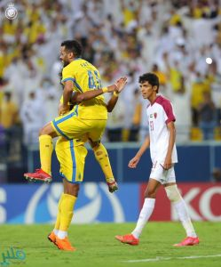 النصر يكتسح الوحدة الإماراتي بخماسية ويتأهل لنصف نهائي دوري أبطال آسيا