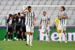 ليون يطيح بيوفنتوس ويتأهل لربع نهائي دوري أبطال أوروبا