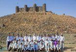 32 كشافًا من كشافة مكة يزورون عسفان