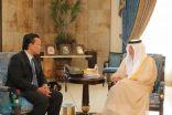 الأمير خالد الفيصل يلتقي القنصل العام لدولة ماليزيا بجدة