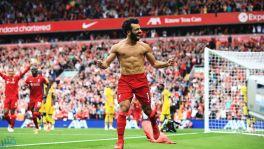 يورغن كلوب يعلق على احتفال محمد صلاح بخلع قميصه في مباراة ليفربول وكريستال بالاس