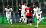 راموس يقود ريال مدريد لتخطي مايوركا وانتزاع صدارة ترتيب الدوري الإسباني