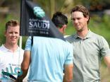 البلجيكي توماس بيترز يتفوق في افتتاح البطولة السعودية الدولية لمحترفي الجولف