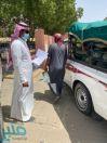 خمسة من الباعة المخالفين في قبضة البلدية والشرطة في بارق