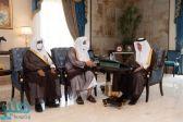 سمو أمير منطقة مكة المكرمة يطلق (حملة ربِّ اجعل هذا البلد آمناً)