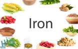 10 علامات لنقص الحديد فى الجسم