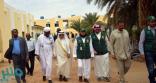 مركز الملك سلمان للإغاثة يسلّم المساعدات الطبية للمستشفيات في الخرطوم