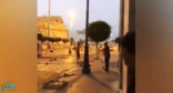 إطلاق النار على المتظاهرين في العاصمة الليبية طرابلس