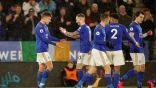 ليستر سيتي يقسو على أستون فيلا في الدوري الإنجليزي (فيديو)