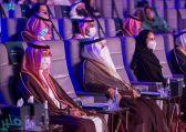 """أمير الرياض يُكرم الفائزين بالجوائز الثقافية الوطنية.. والشيخ """"العبودي"""" يُتوّج بـ""""شخصية العام"""""""