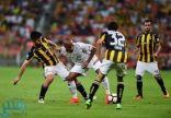 الاتحاد العربي لكرة القدم يصدر 4 عقوبات على الاتحاد والشباب