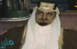 """قصة إحدى المساجلات الشعرية بين الملك فيصل والشاعر """"بن لويحان"""" (فيديو)"""