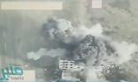 شاهد.. طائرات تحالف دعم الشرعية تستهدف بدقة تحركات الحوثيين داخل الأراضي اليمنية