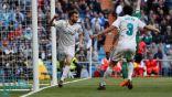 ريال مدريد يفوز على ضيفه ليغانيس بصعوبة