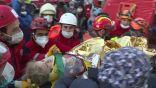 إنقاذ طفلة في الثالثة من العمر بعد 65 ساعة تحت الأنقاض في زلزال تركيا