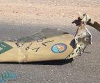 تفاصيل سقوط طائرة تدريب ووفاة طاقمها في «تبوك»