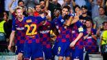 جوردي ألبا وأنسو فاتي ينضمان لقائمة مباراة برشلونة ضد إشبيلية
