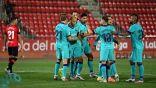 نادي برشلونة يكتسح ريال مايوركا ويعزز صدارته لجدول ترتيب الدوري الإسباني