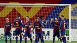 ميسي يقود برشلونة للابتعاد بصدارة ترتيب الدوري الإسباني (فيديو)
