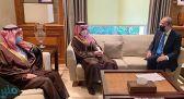 سفير المملكة بالأردن رداً على صحف أجنبية: وزير الخارجية لم يقدم أي طلبات خلال زيارته لعمان