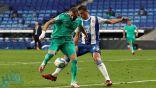 ريال مدريد يتجاوز إسبانيول ويطير بصدارة ترتيب الدوري الإسباني