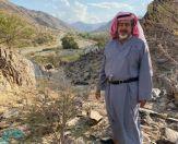 """""""الغامدي"""" يكشف عن مواقع أثرية في عقيق غامد"""