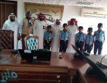 تعليم القنفذة يودع فرقة الأشبال للمشاركة في منافسات رسل السلام بجدة