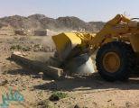 أمانة عسير تستعيد أكثر من 125 ألف م2 من الأراضي الحكومية